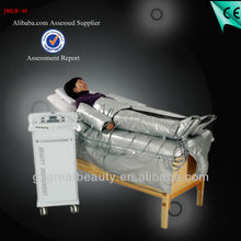 2015 hot personal protective equipment beauty salons body shaping equipments 5 in 1 pressoterapy infrared and ems machine