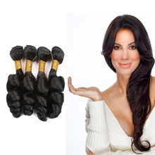 New design remy hair loose styles,dreadlocks hair making machine, raw virgin 100% rainbow lady human hair