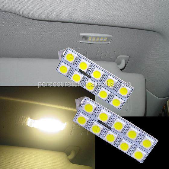 OEM Canbus Error Free For Volkswagen use LED Car Vanity Light Door LED PA
