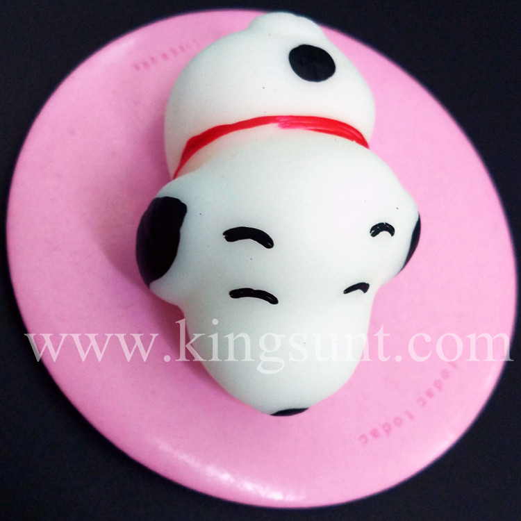 Novelty Stick Toys New Design Mini TPR Squishy Toy