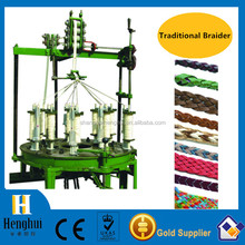 Traditional Type Leather Cord Braiding Machine