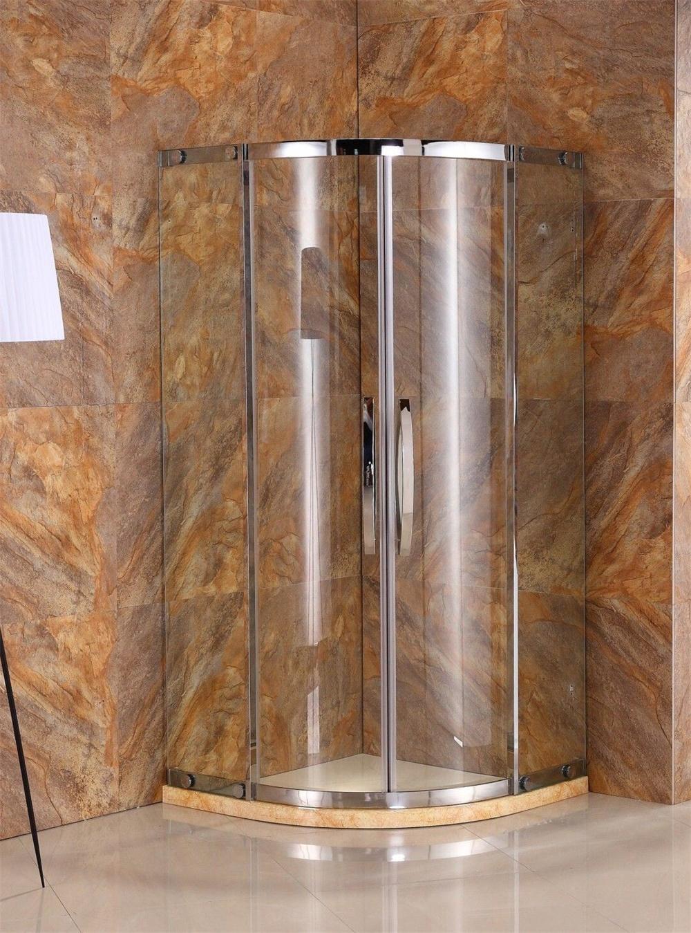 Wholesale frame glass shower enclosure - Online Buy Best frame glass ...