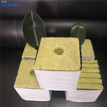 Cheap price rock wool manufactured in China agriculture rock wool