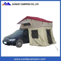 Hard Shell Car Roof Top Tent Camping Outdoor 4wd Rooftop Pop Up Camper