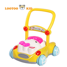 colorful factory price baby walker/high quality fashion custom baby walker combi baby car walker