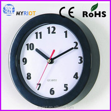 Plastic 6 inch 15 cm cheap gift small wall clock