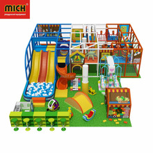 Factory Supply Different Size Amusement Park Indoor Playground Set