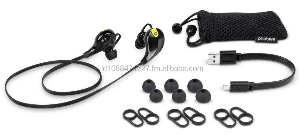 EB-10 Lightweight Wireless Bluetooth 4.0 Sports Headphones