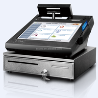 15 Inch Touch Screen POS Machine