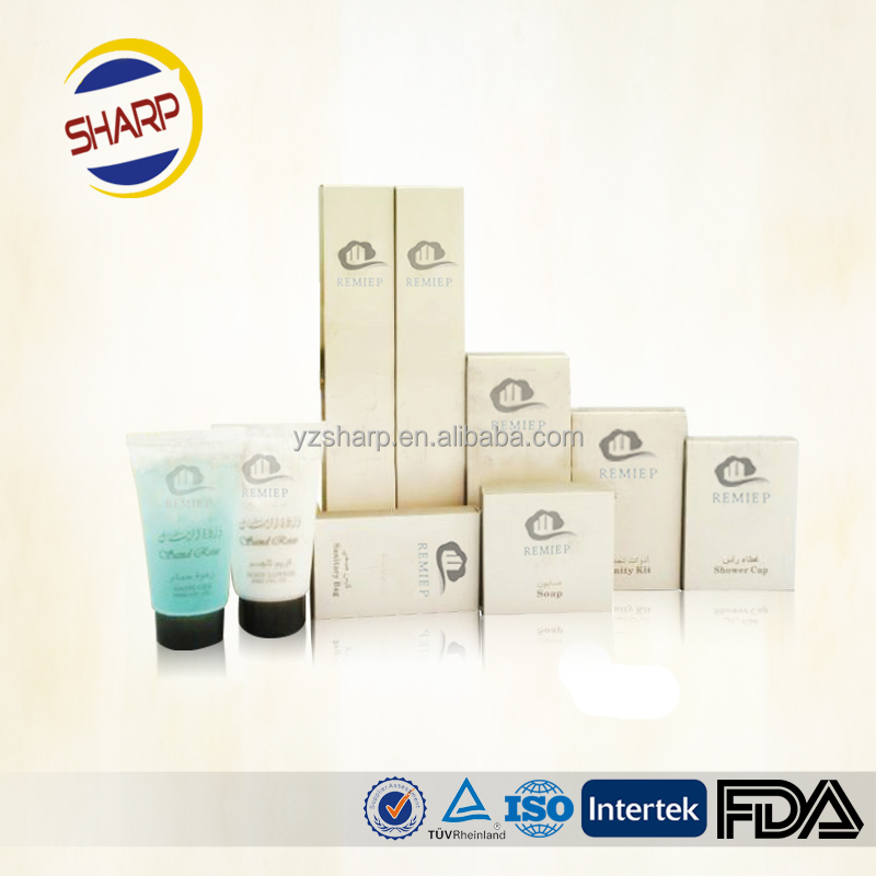 brands logo personalized hotel shampoo and soaps