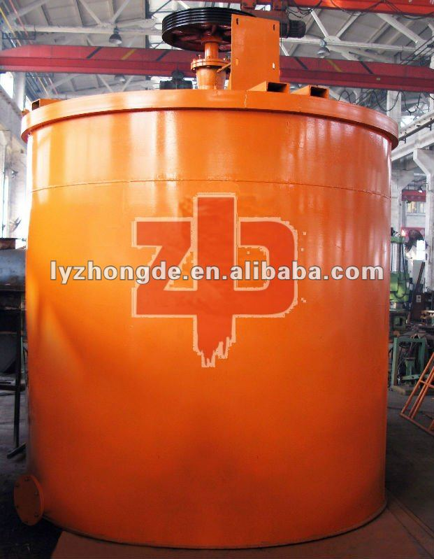 New Reagent Agitation Leaching Tank for sale