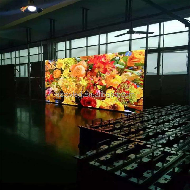 wholesale alibaba cheap price outdoor rental led video wall P6 SMD RGB Waterproof screen displays