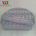 stainless steel compression fit mist pad