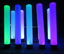2015 LED light inflatable ivory for decoration