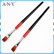 ANY High Quality Cheap Wood Handle Oil Artist Using Oil Painting Paint Brushes