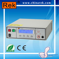 HIGH VOLTAGE AC/DC BREAKDOWN HI POT TESTER RK7122