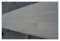Paulownia Finger Joint Board for furniture