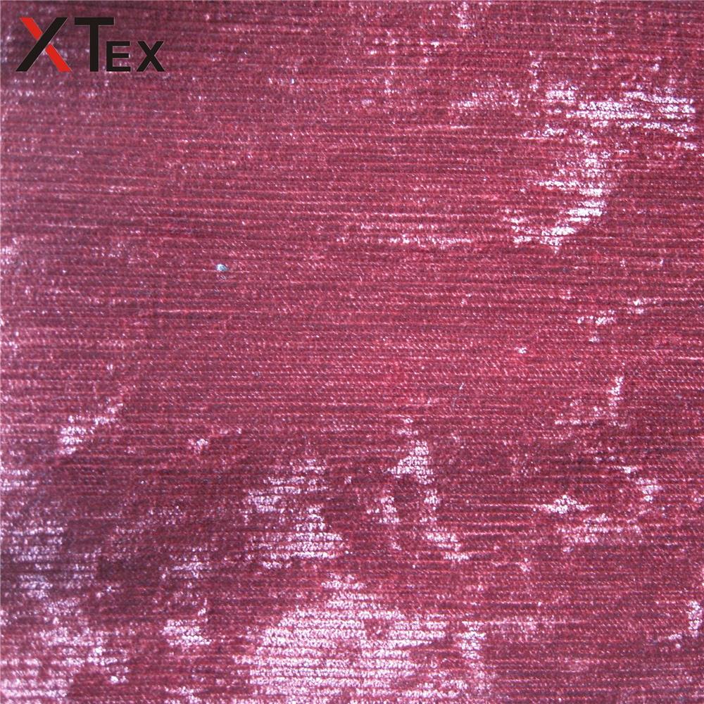 a lot of colours of chenille jacquard shiny fabric for fabric sofa set pictures from Haining manufacturer