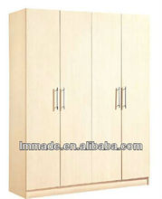 structure for hanging clothes wardrobes deisgn bedroom furniture(203409)