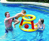 kids hot Water Sports Inflatable Pool Basketball Set