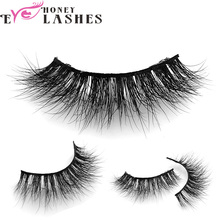 100% cruelty free mink lashes natural black 3d mink lashes and custom packaging