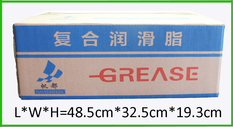 GB HP Lubricant Grease Oil with Lubricant Grease Plant