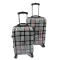 New Style ABS PC Hard Case Luggage Suitcase For Travel