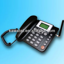3g cdma active dual sim desk phone