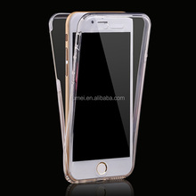 New Case Cover For iPhone 7 plus,cell phone case for iphone7 plus,Ultra Thin Clear Crystal Transparent TPU Case For iPhone7 plus
