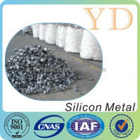 99 High Purity Black Silicon