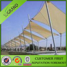 garden triangle sun waterproof canvas polyeste shade sail awnings