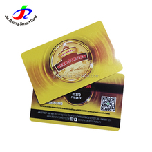 Chinese manufacturer supply thin / cheap / hard plastic business cards