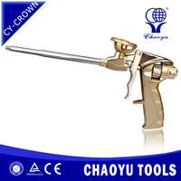 Names of Construction Hand Tools CY-CROWN for Foam Sprayer