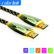 High Speed 1080P HDMI To HDMI Cable 1.4V With 3D HDMI Cable