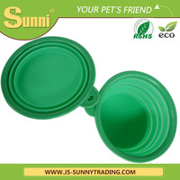 High quality silicone automatic feeder for cats