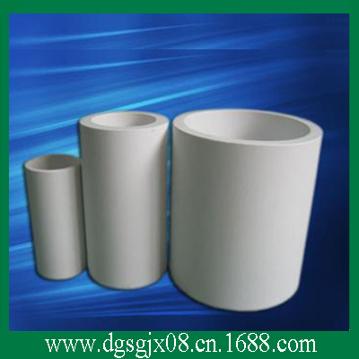 Mechanical 99% Al2o3 large Diameter Ceramic Tube