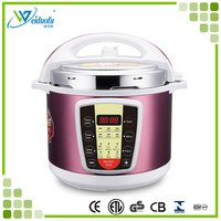 2.2L ETL approved electric pressure cooker with multifunction