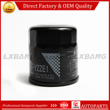 Best Quality Auto Parts Engine Oil Filter 90915YZZE1 for Toyota Vios Oil Filter 90915-YZZE1