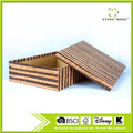 ECO-Friendly Natural Cork Storage Box Document Box for Office and Home