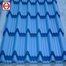 color coated roofing gi ppgi corrugated steel sheet