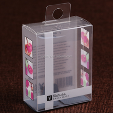 Transparent clear hard offset printing acetate plastic PVC box