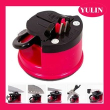 New style mini kitchen knife sharpener with suction pad Knife Sharpener