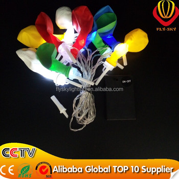 top selling products in alibaba led party balloon string best for decorations