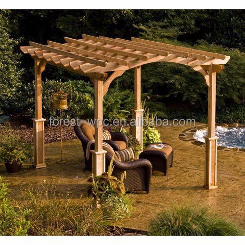 Grossiste pavillon de jardin en bois-Acheter les meilleurs ...