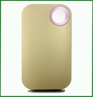 Floor standing air purifier with Activated carbon and cold catalyst