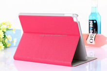 For Ipad Air 2 leather folded stand protective case