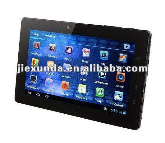 "7"" Capacitive Tablet +GPS+ Android 4.0 Tablet PC Freelander PD20 Great Wall DDR III 1G 8G 1."