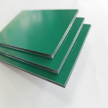 Kynar 500 colour coating finish aluminium composite panels