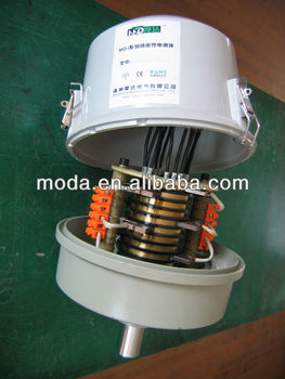 11lines collect ring for center pivot /slip ring