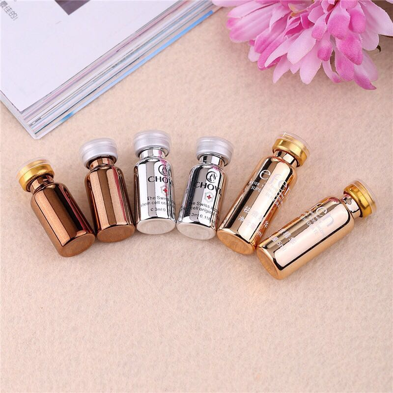 High quality amber Empty Glass Perfume Essential Oil Bottle with good price
